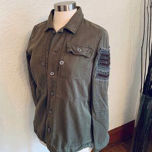 Buckle BKE | Military Jacket
